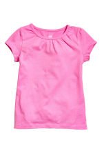 2-pack jersey tops - Cerise - Kids | H&M 3